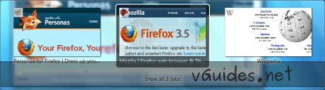Firefox Tab Switch
